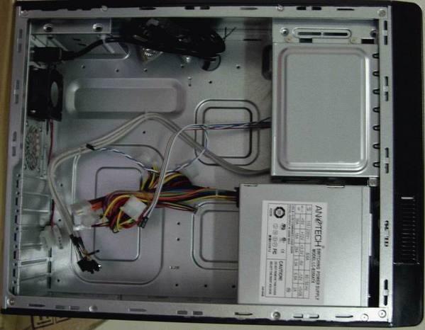 二大二 Micro ATX通用小機殼/N.P