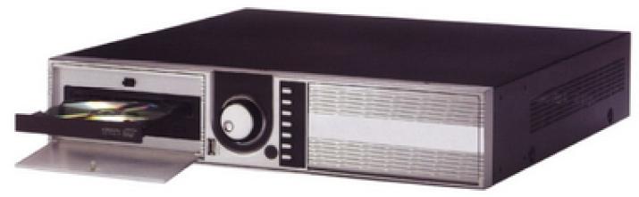 DVR  MPEG-4  數位監控主機 ( 16路 / 硬碟為選配  )